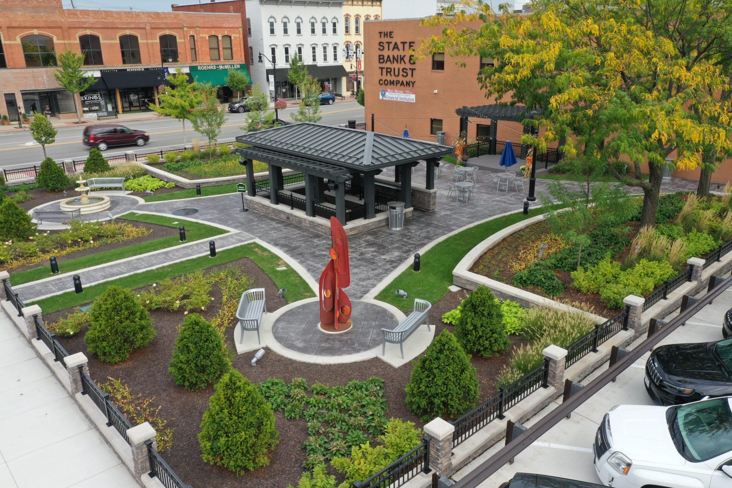 State Bank Event Plaza – Defiance, Ohio