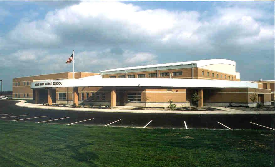 Patrick Henry Middle School – Hamler, Ohio