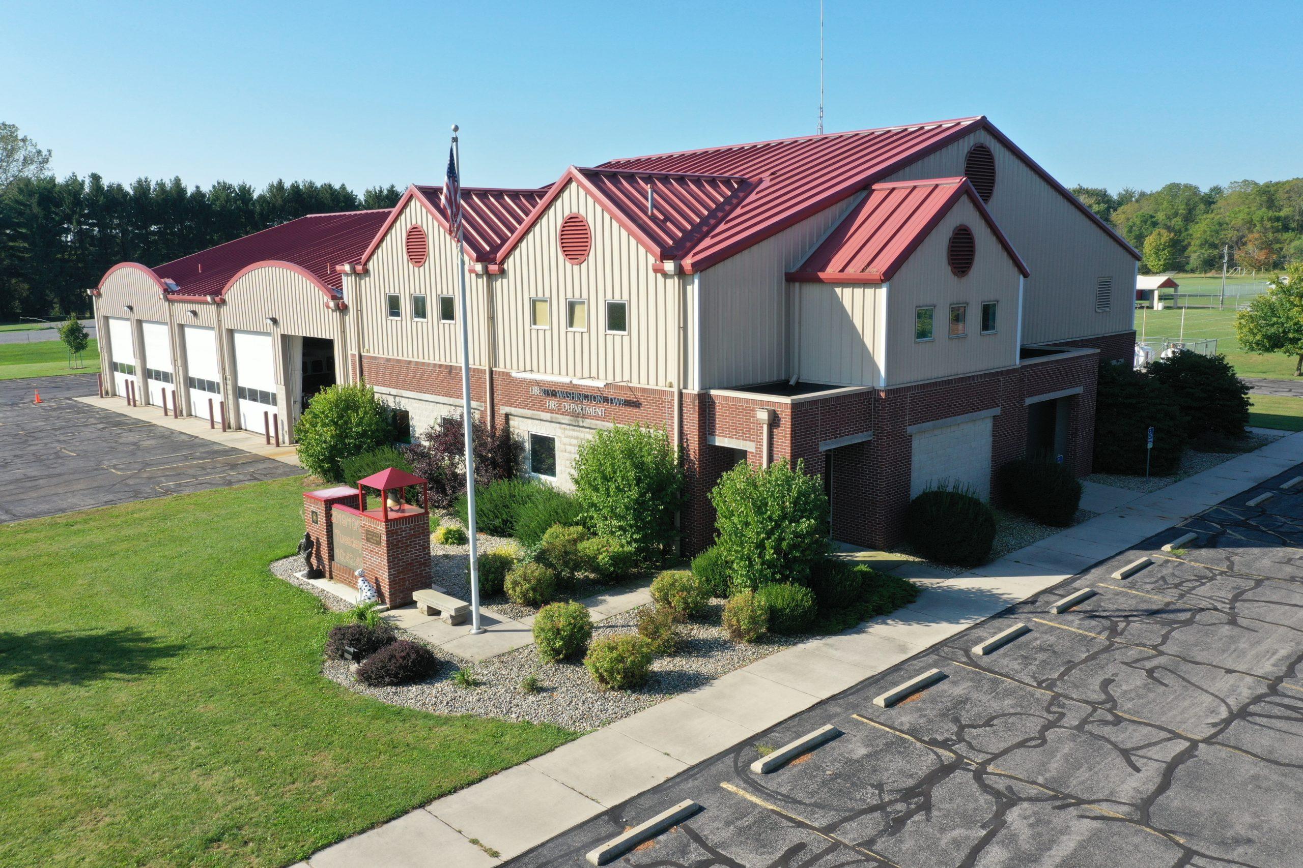 Liberty-Washington Township Fire Station – Liberty Center, Ohio