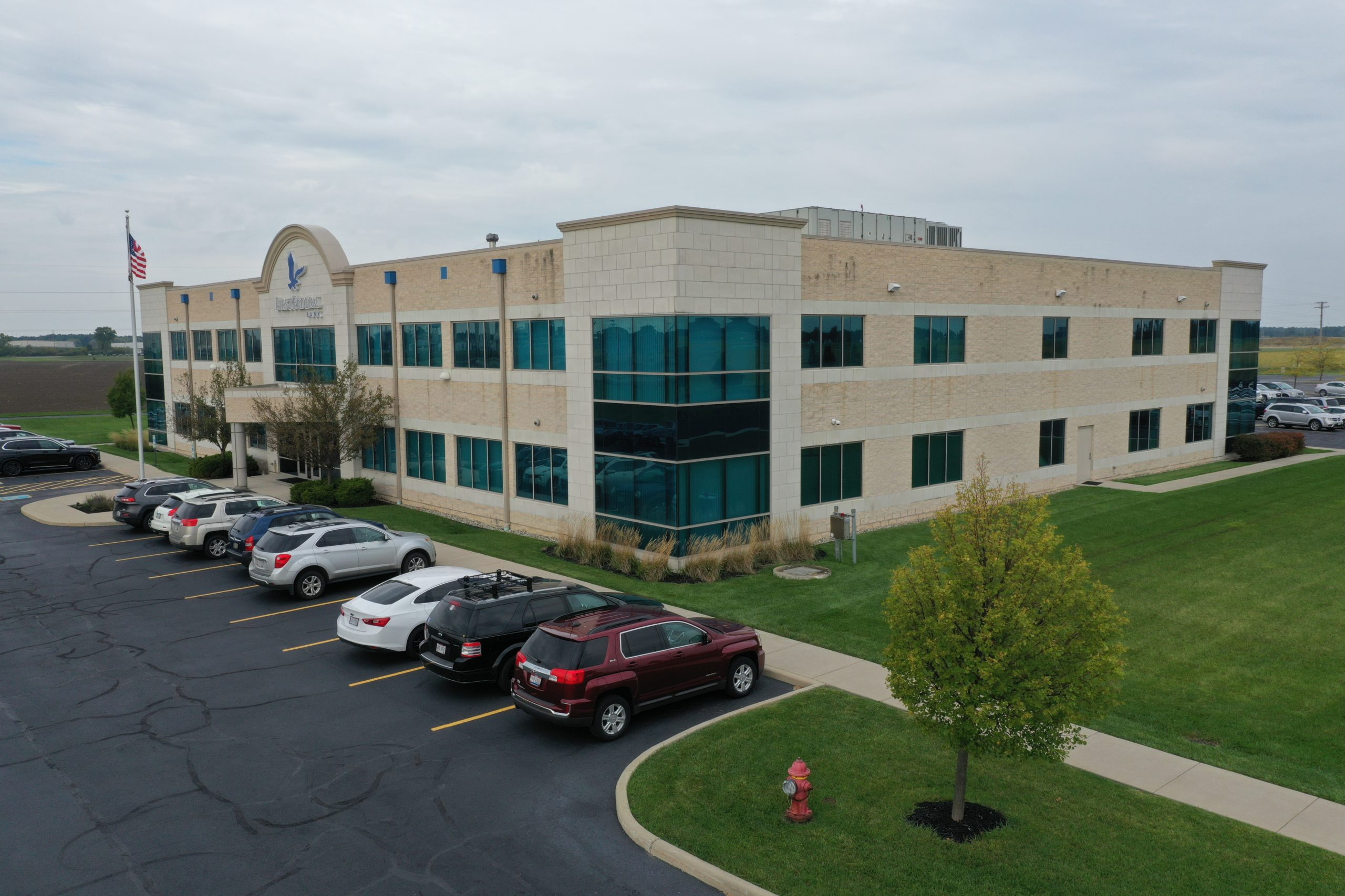 First Federal Operations Center – Defiance, Ohio