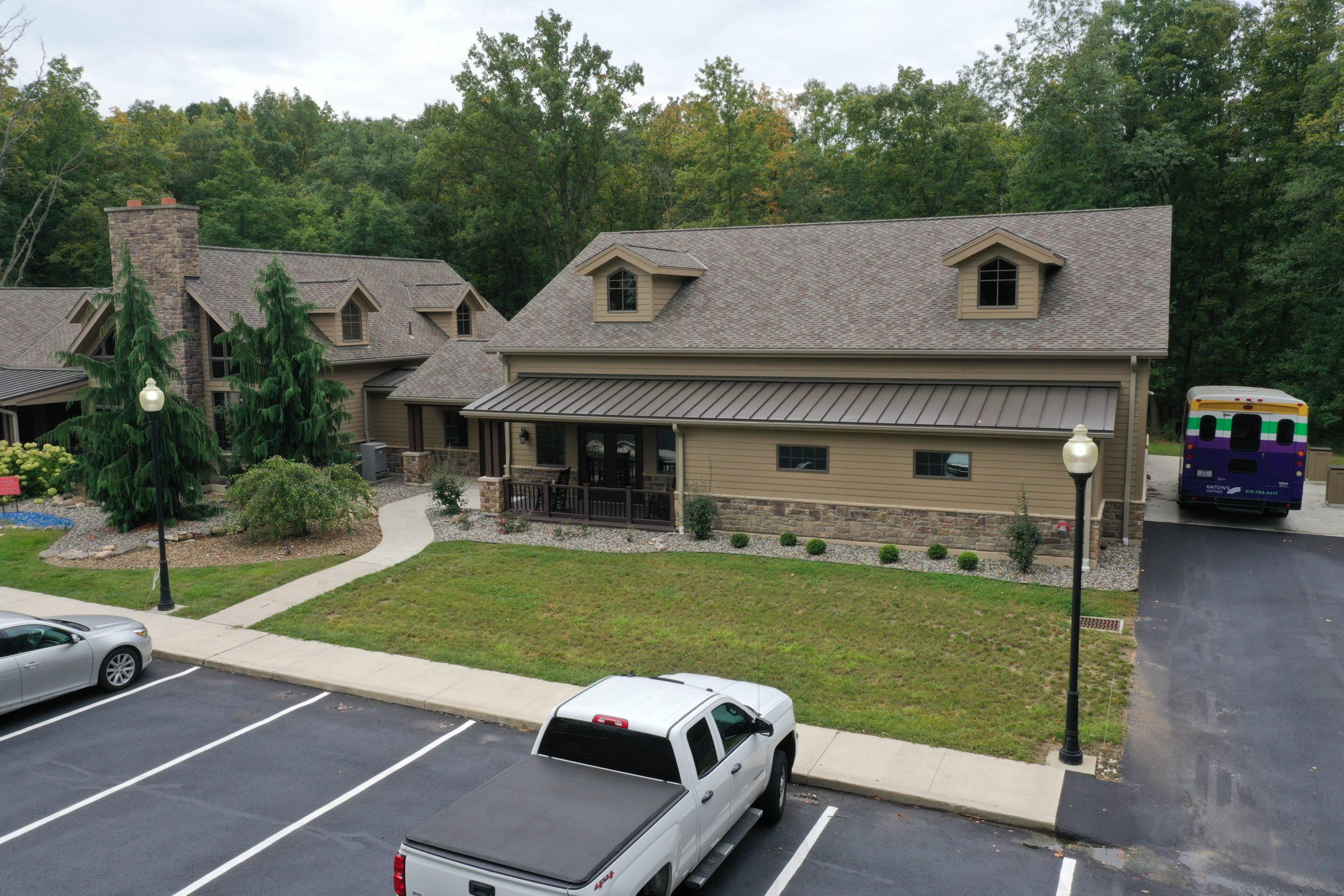 Kaitlyn's Cottage Multipurpose Addition – Defiance, Ohio