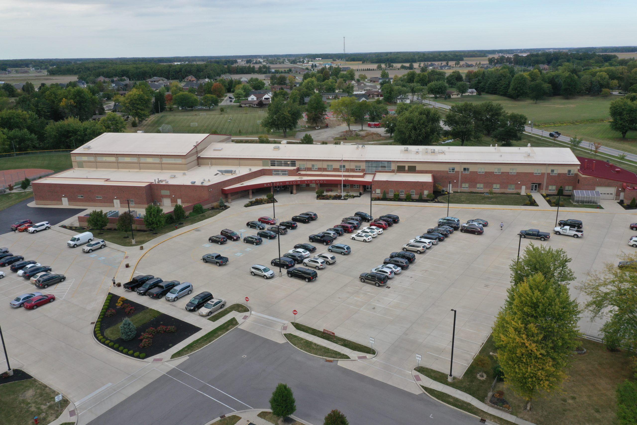 Kalida High School - Kalida, Ohio
