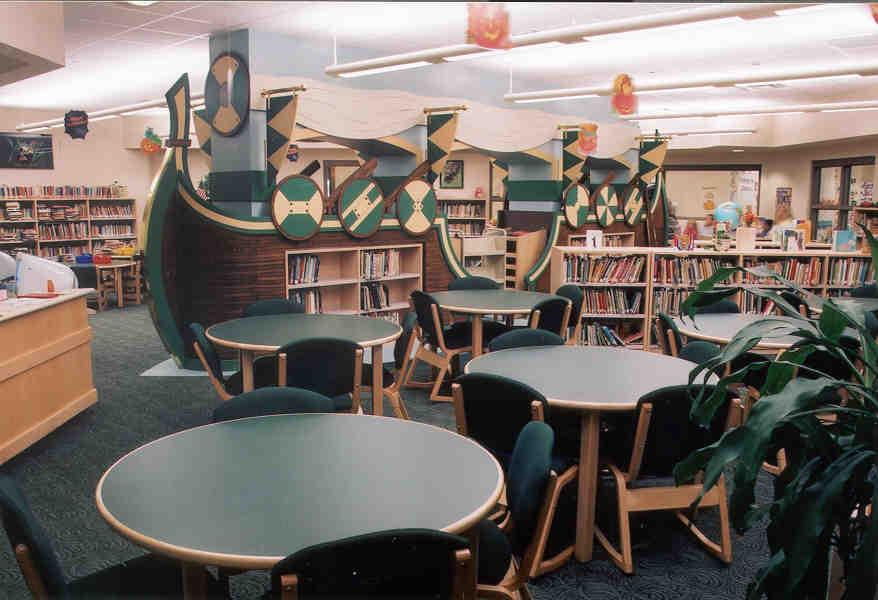 Evergreen Elementary School - Metamora, Ohio