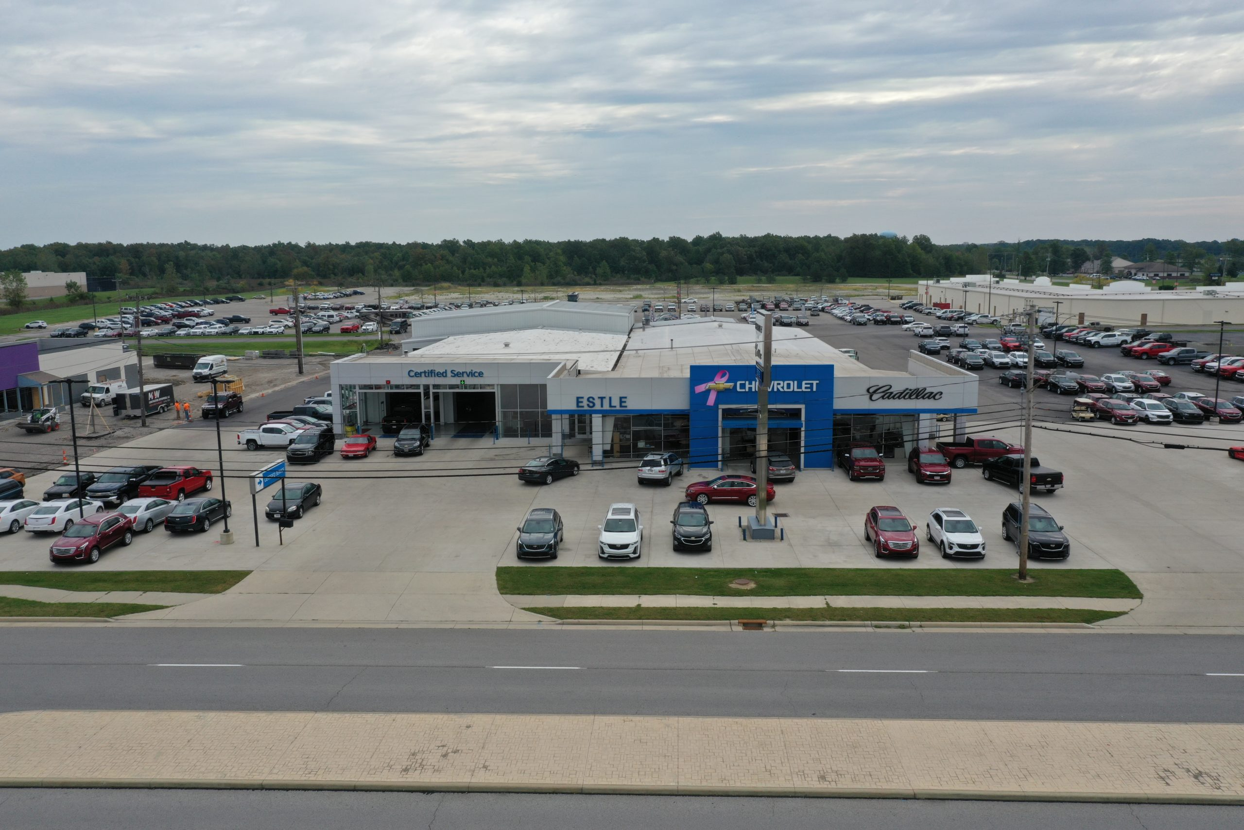 Estle Chevrolet-Cadillac – Defiance, Ohio