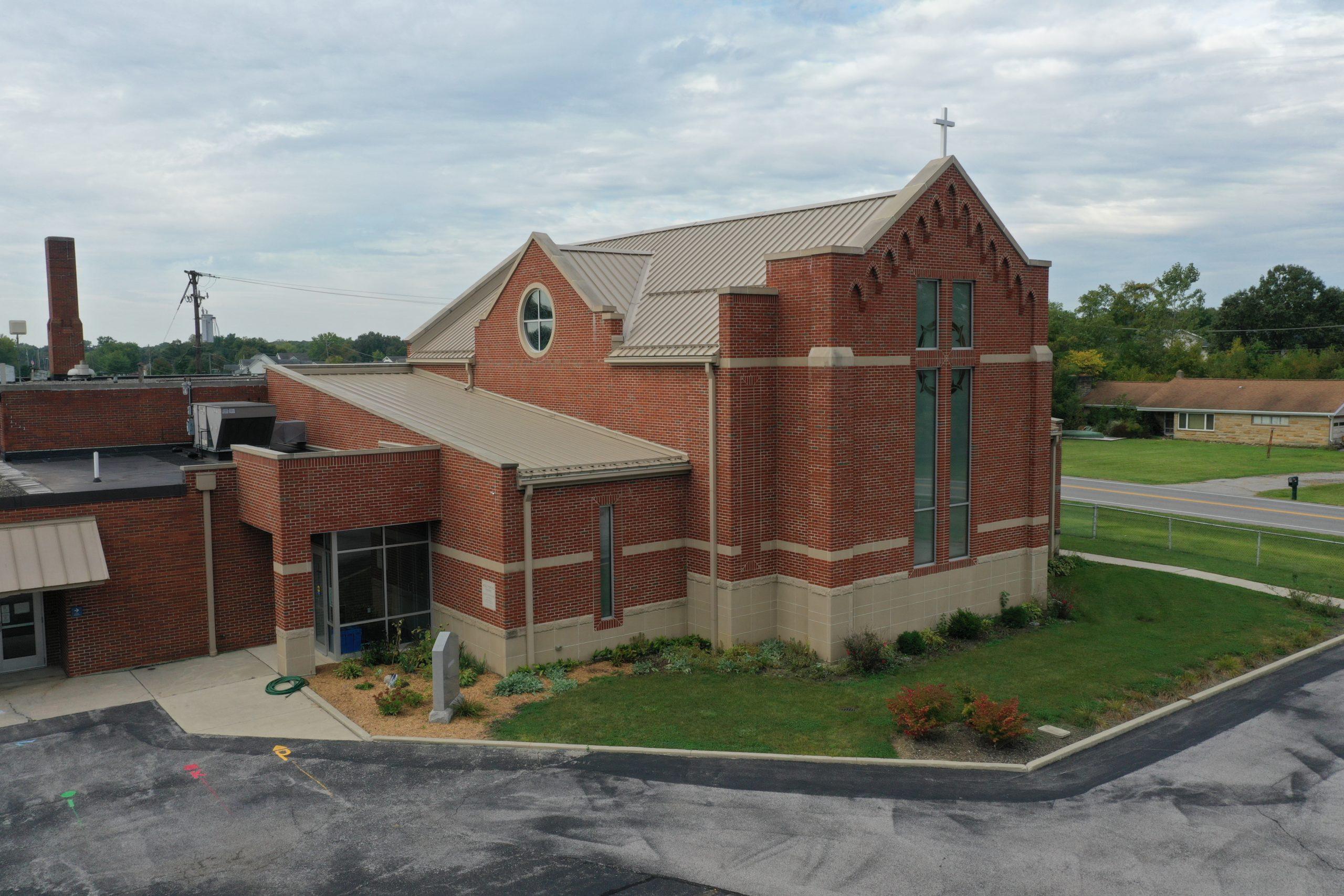 Holy Cross Catholic School Chapel – Defiance, Ohio