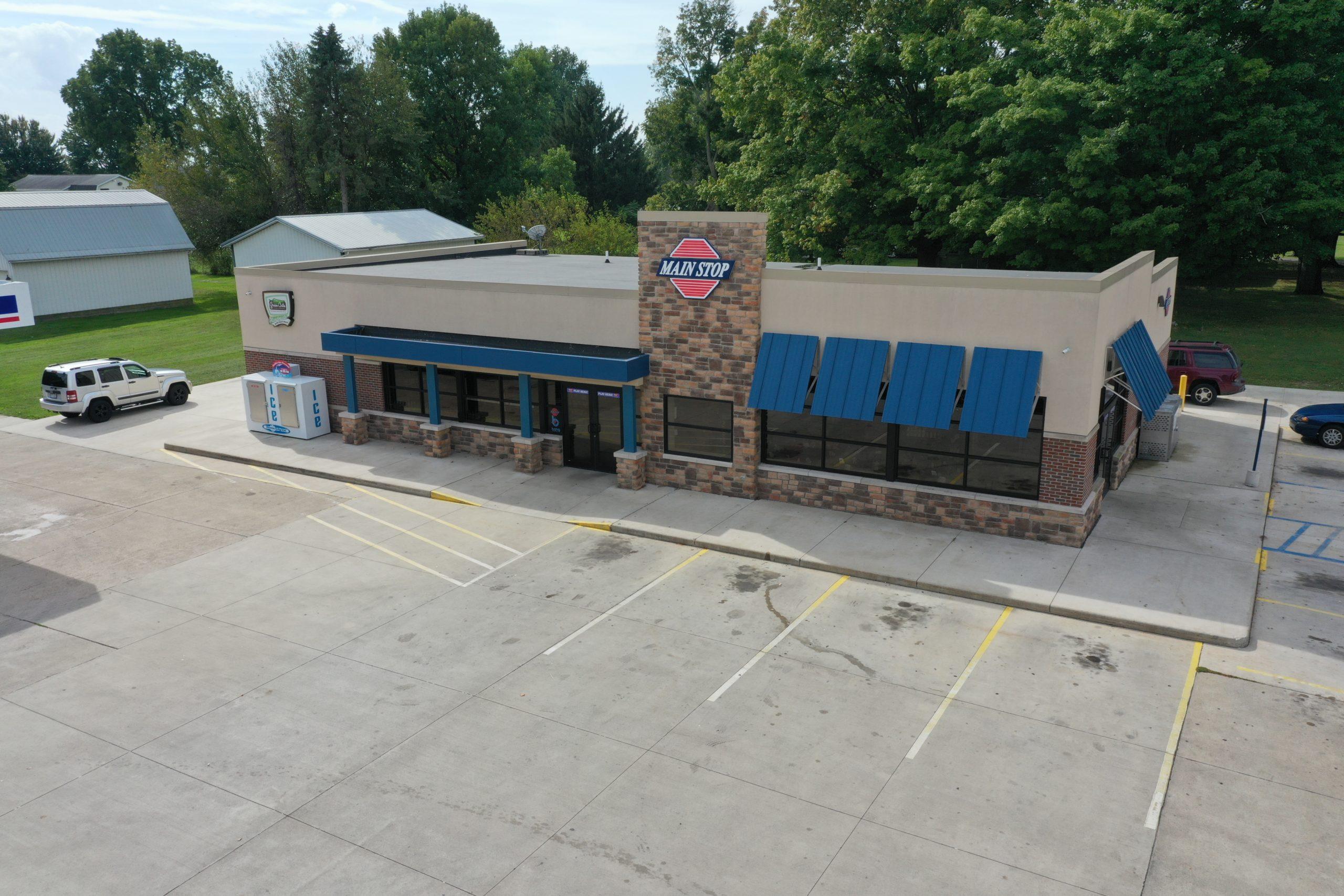 Main Stop – Stryker, Ohio