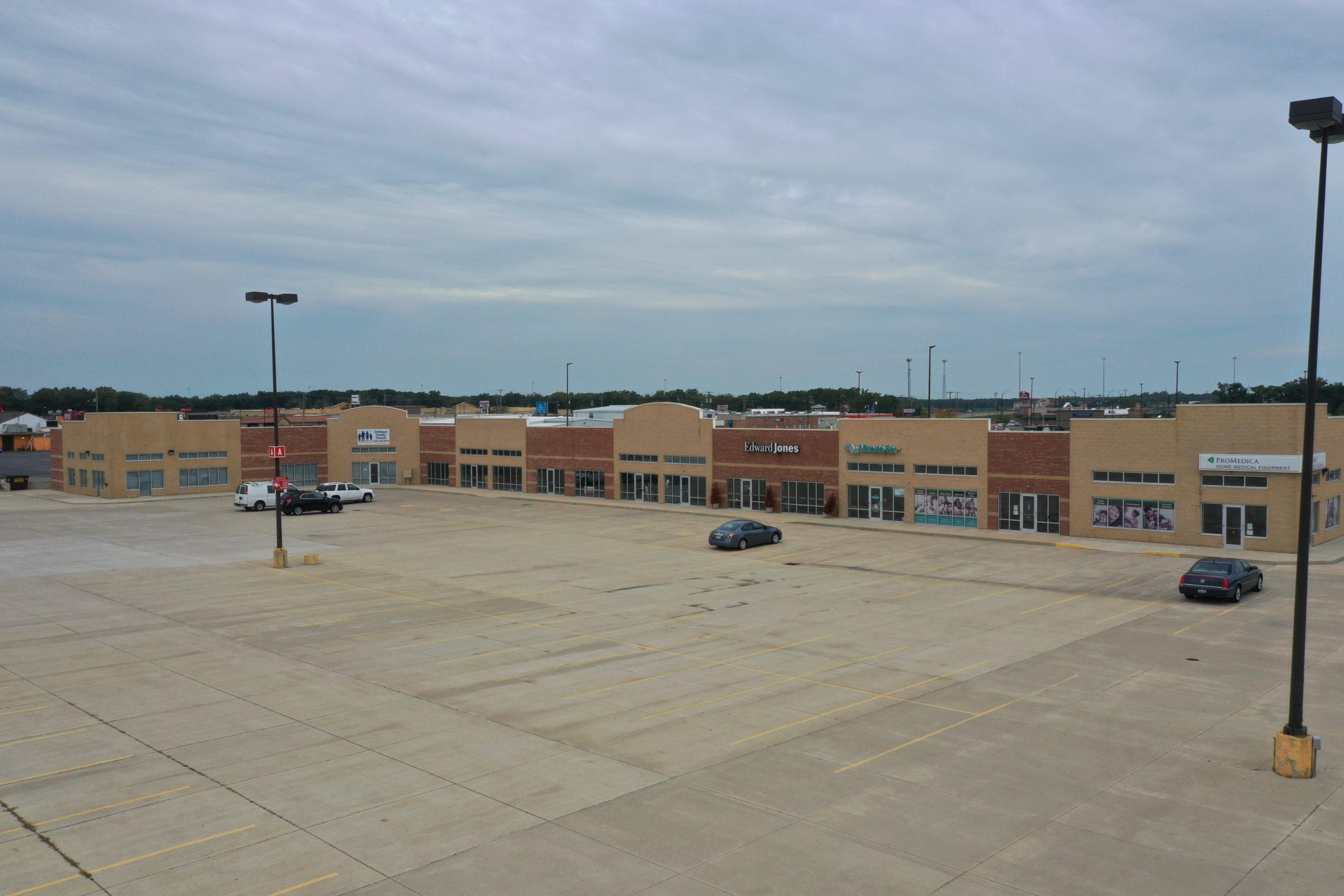 Stadium Plaza – Defiance, Ohio